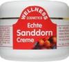Echte Sanddorn Creme mit Shea Butter & Oliven Öl 100ml